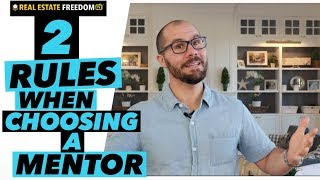 Choosing A Mentor - Why I PAID $25,000 For 1 Day!