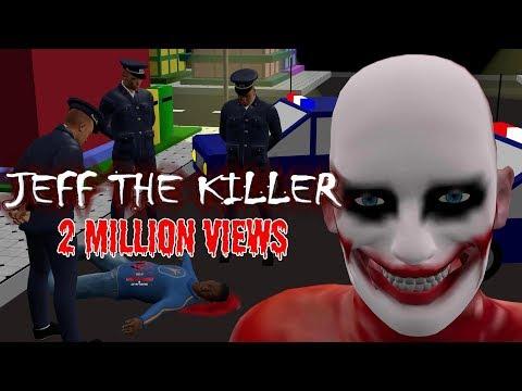 JEFF THE KILLER | SCARY STORIES (ANIMATED IN HINDI) MAKE JOKE HORROR