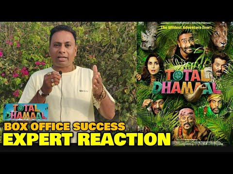 Total Dhamaal BOX OFFICE SUCCESS | Bobby Bhai EXPERT REACTION | Ajay Devgn | Indra Kumar