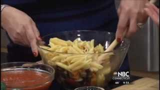 Cindy's Table - Baked Penne With Vegetables On Nbc Ct