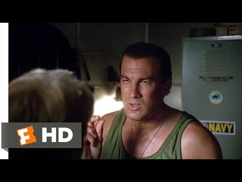 Under Siege (3/9) Movie CLIP - I'm Just A Cook (1992) HD