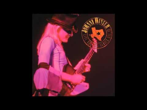 Johnny Winter - Black Cat Bone (Live) -  HD