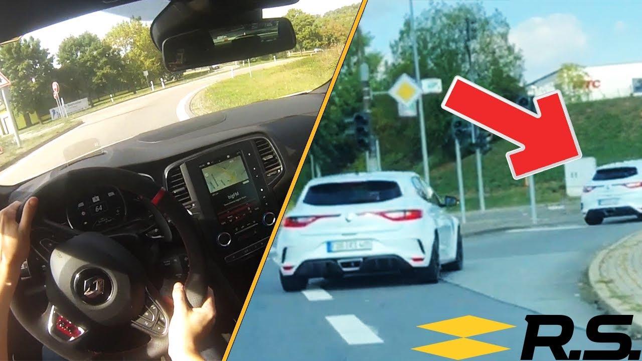 Wird das mein neues Auto? | 2018 Renault Mégane RS (Trophy) EDC POV Drive, Launch Control, Sound