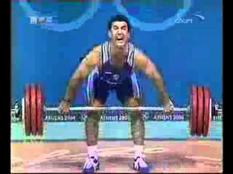 2004 Athens 94kg Class Part 1