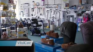 VitalCare Home Medical Equipment - McLaren Northern Michigan video thumbnail