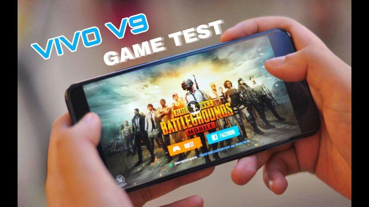 VIVO V9 ทดสอบเกมส์ PUBG MOBILE , ROV , ROS , GTA จะลื่นแค่