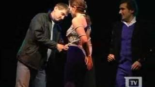 Gypsy Rope Mystery 113