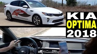 ¿Comprar Nuevo KIA Optima 2018 Mexico? Sedan 2018 Kia Optima Precio SXL Turbo Costo Optima Equipado