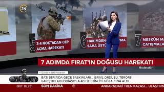 Türkiye'nin Fırat'ın doğusuna başlatacağı harekat nasıl olacak? İşte 7 adımda harekat