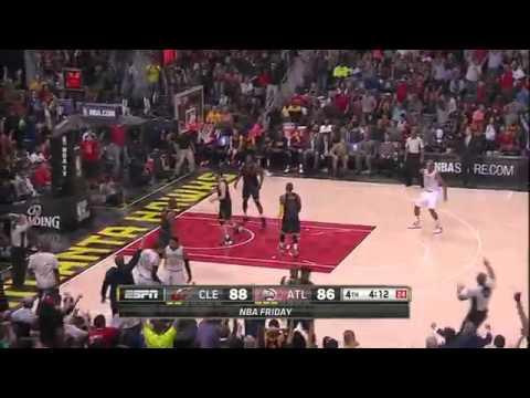 Cleveland Cavaliers vs Atlanta Hawks - Highlights | April 1, 2016 | NBA 2015-16 Season