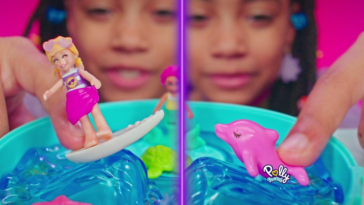Polly Pocket Dolphin