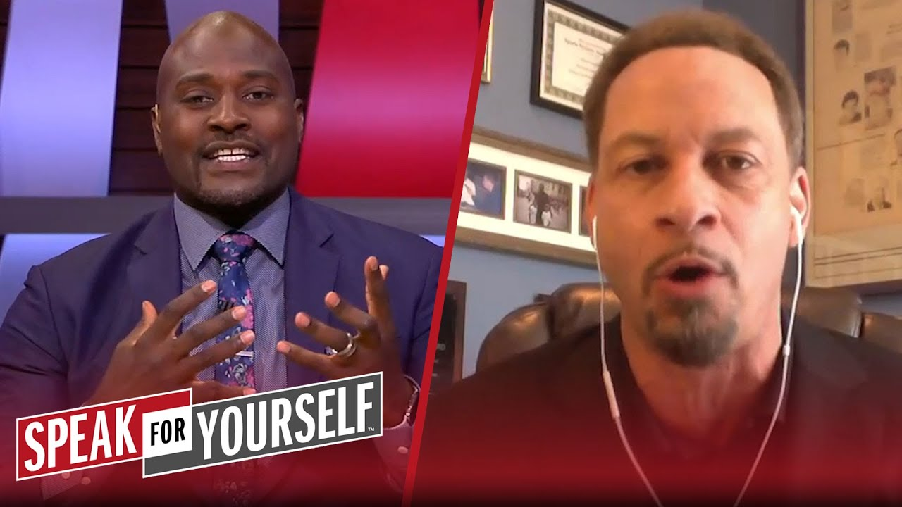 Clippers are all in on this year's championship — Chris Broussard | NBA | SPEAK FOR YOURSELF