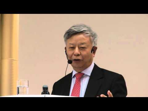 AIIB director Jin Liqun's speech in Copenhagen, Denmark, March 2, 2016