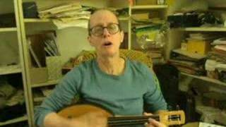 Terminal Cancer Blues - Ukulele Katie