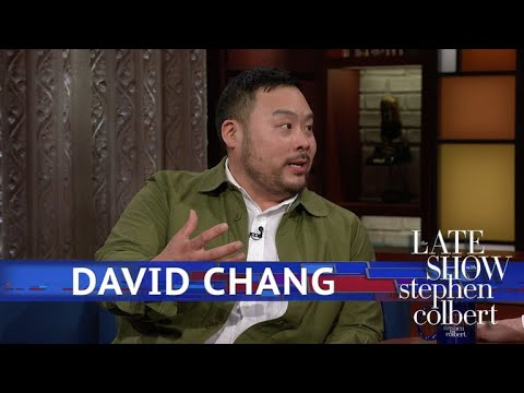 Download David Chang Is A Renowned Chef Who Likes Domino's