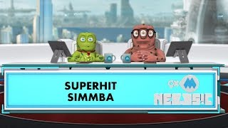 9XM Newsic | Superhit Simmba | Bade | Chote