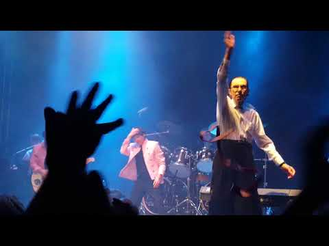 SPARKS, NUMBER 1 SONG IN HEAVEN ,O2 LEEDS, 24 MAY 2018 SEE RON DANCE