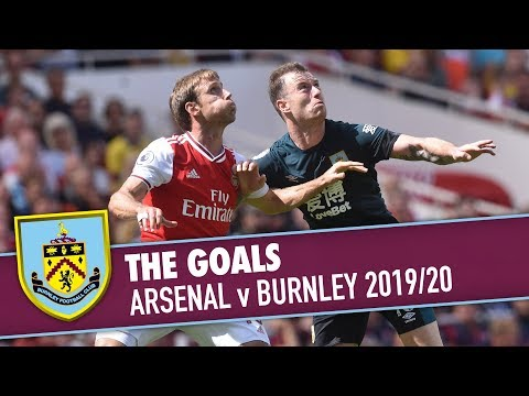 THE GOALS | Arsenal v Burnley 2019/20