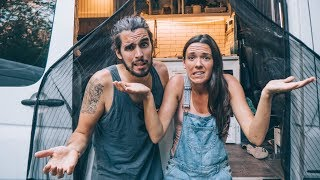 Video Is #Vanlife actually worth it? (Truth from Eamon & Bec) download MP3, 3GP, MP4, WEBM, AVI, FLV Juli 2018