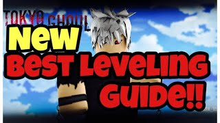 NEW BEST LEVELING METHOD! | Ghouls Bloody Nights Roblox