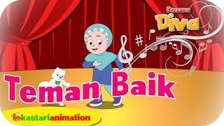 TEMAN BAIK  - Lagu Anak Indonesia - HD | Kastari Animation Official Mp3