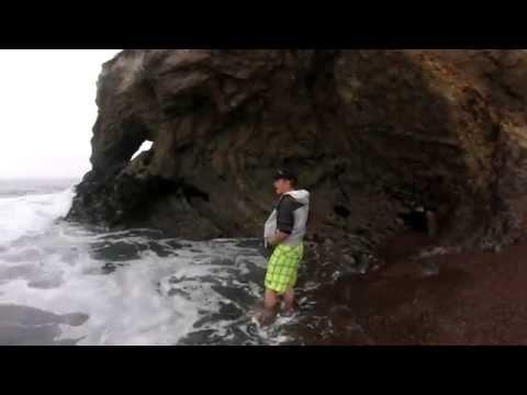 Point Reyes National Seashore- Secret Cave, Secret Beach