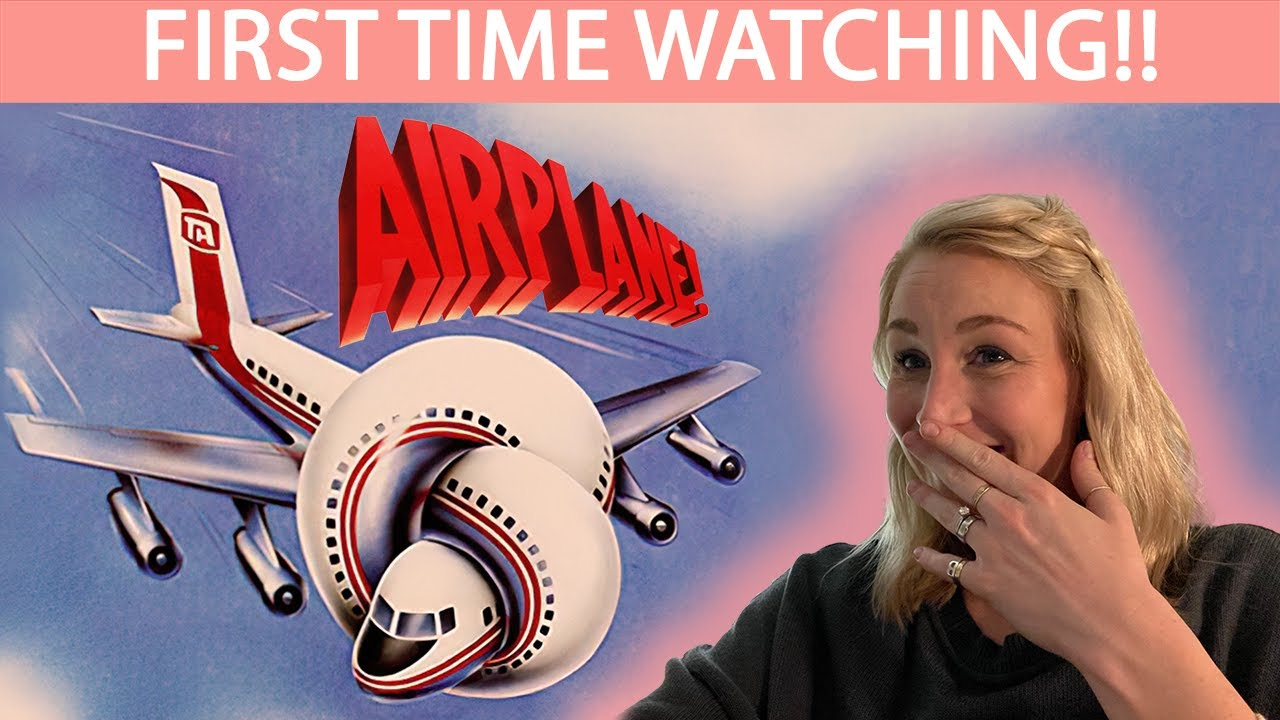 FIRST TIME WATCHING   AIRPLANE! (1980)   MOVIE REACTION