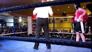 Pink Collar Ladies Boxing Charity Show 26th Oct 2014
