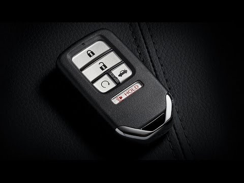 2017 Civic Proximity Key: Remote Start, Push Button Start ...