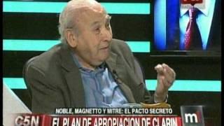 C5N - MINUTO UNO: LOS VERDUGOS DE PAPEL PRENSA