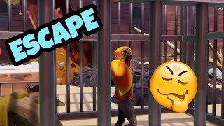 Fortnite ESCAPE THE ROOM map Code | escape the room fortnite map | fortnite escape the room map