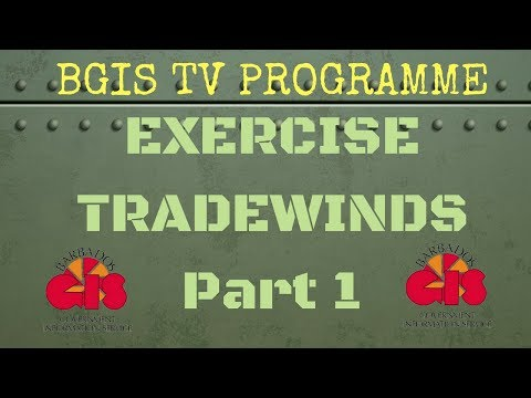 Exercise Tradewinds 2017 Part 1 UPDATED