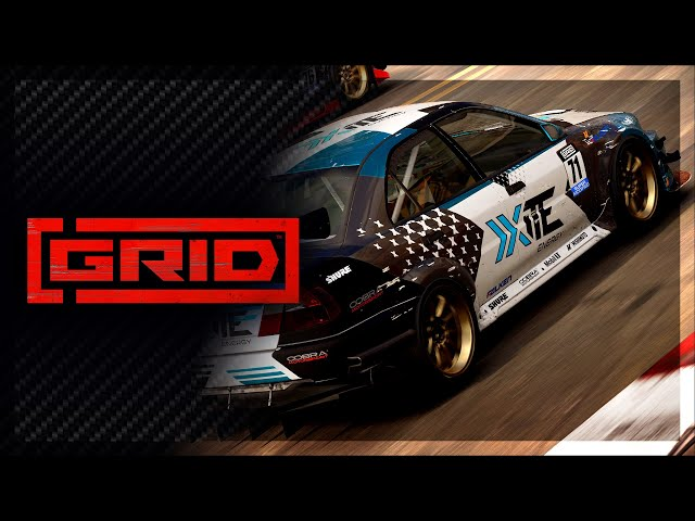 GRID | 'Get Your Heart Racing' Trailer | #LikeNoOther