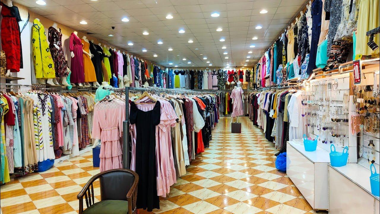 سوق الصواريخ أي فستان 50 ريال إكسسوارات شنط سوق الرحمانية مدينة جدة Youtube