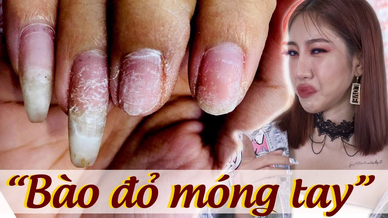 Sự Thật Kinh Hoàng Về Việc Làm Nails Của Vân [Vanmiu Beauty]