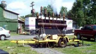 Lunkenheimer 3 Chime Steam Whistle at Petersburg Rail Show