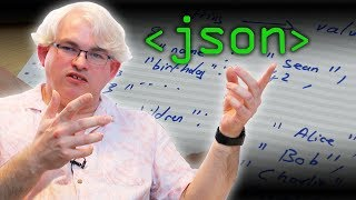 JSON, not Jason - Computerphile