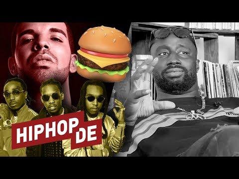 Wenn Rapper Burger wären: Drake & Migos auf der Manuellsen-Skala