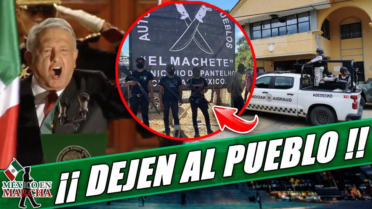 Delincuentes Irrumpen En Chiapas!! Atacaron Militares y Acabaron Con Varias Unidades De Policía!