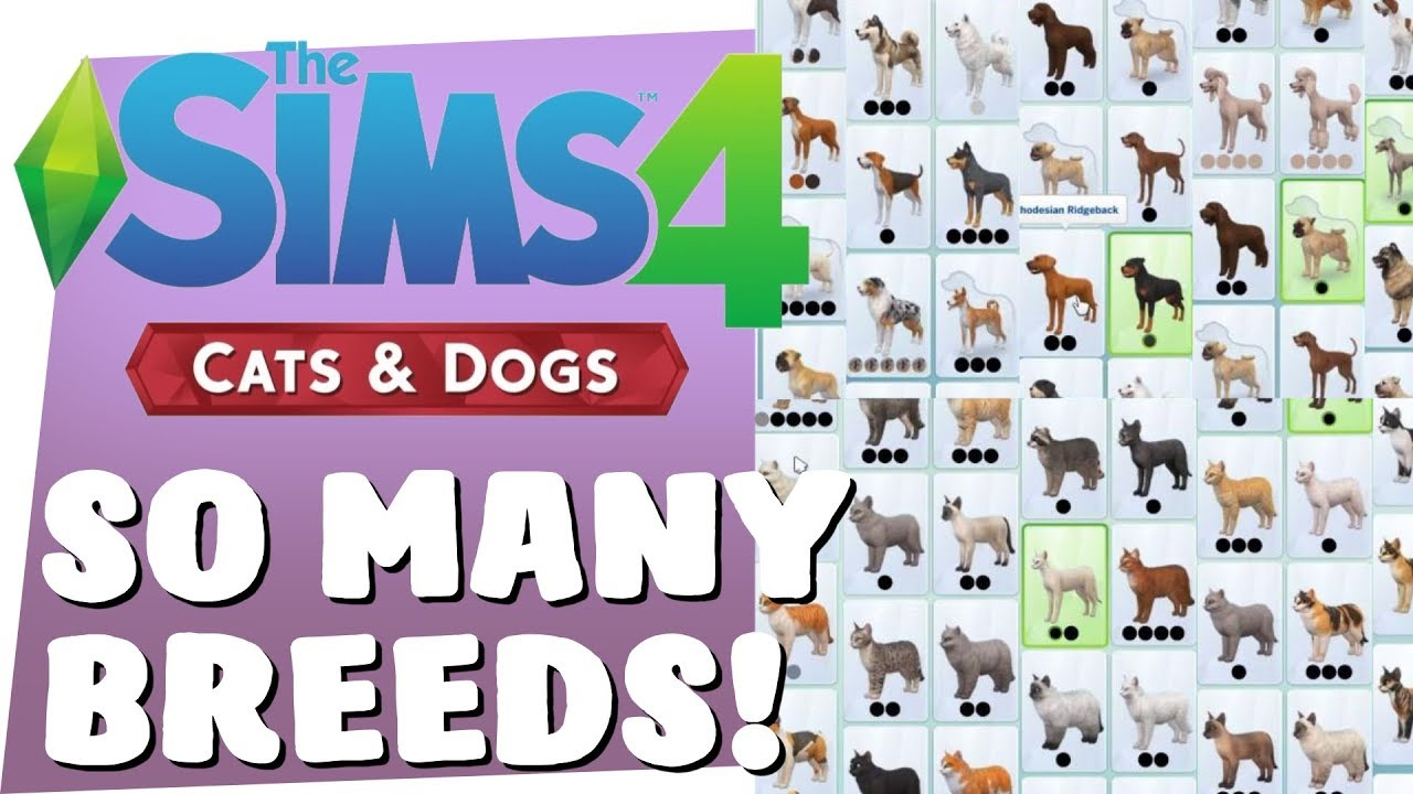 How To Breed Dogs On The Sims