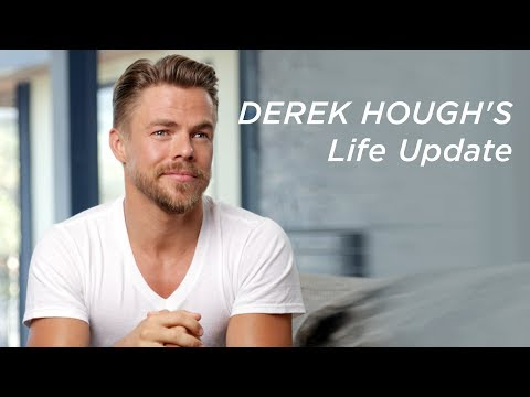Derek Hough's Life Update Vlog  Life In Motion