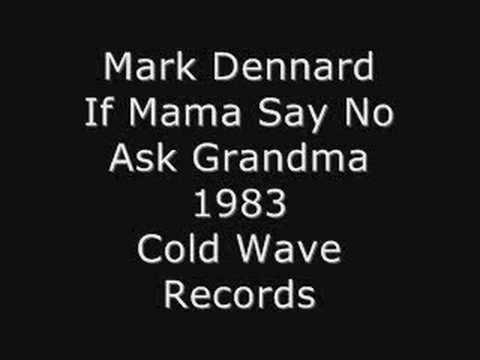 Mark dennard if mama say no ask grandma diva radio youtube - Diva radio disco ...