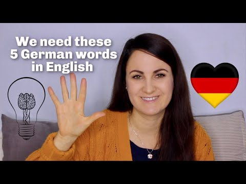 5 AMAZING GERMAN WORDS WITH NO ENGLISH TRANSLATION