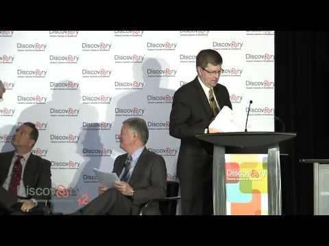 Discovery 12: The Innovation Soufflé - Raising Ontario's Cleantech Capacity Panel Discussion