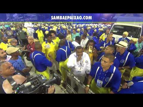 Carnaval 2018: Unidos da Tijuca Início de Desfile