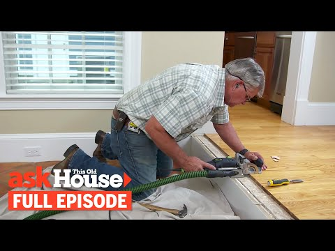 Ask This Old House | Generator, Wood Floor (S15 E22) | FULL EPISODE