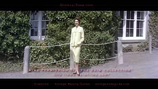 1950s Colour Fashion Film - Sybil Connolly Thumbnail