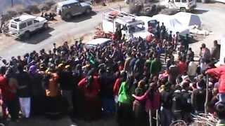 jaunsari barati dancing on le bhuji jalo le chuda song