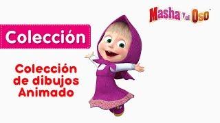 Masha y el Oso - Сolección 6 🎬  Dibujos Animados en Español!