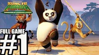 Kung Fu Panda: Showdown of Legendary Legends - Gameplay Walkthrough Part 1 - ENDING [ HD ]